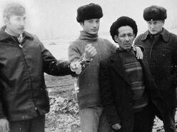 Dzhumagaliev arrested