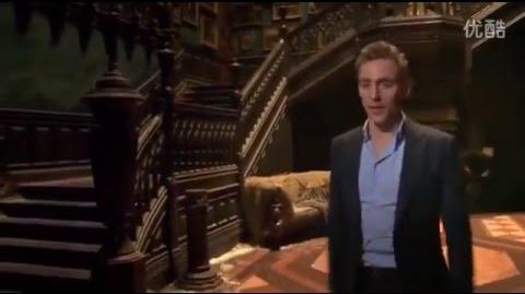 Tour à pied de l'Allerdale Hall par Tom Hiddleston