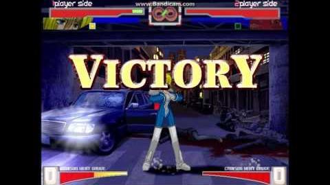 Crimson Alive Extreme Encounter (PC) - Jane Doe walkthrough (3 of 4)