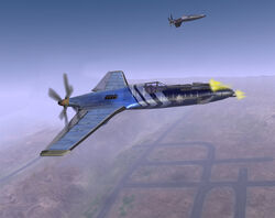 Plane BloodHawk