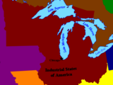Industrial States of America