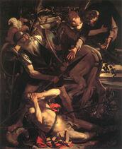 Saint Paul convertion