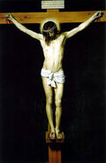 Diego Velasquez, Christ on the Cross