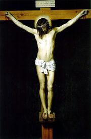 Diego Velasquez, Christ on the Cross
