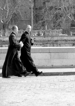 Priests rome