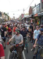 445px-Critical Mass Melbourne - Brunswick St