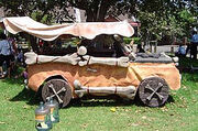 Barney rubble mobile