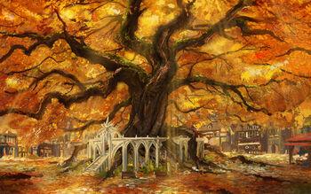 Dawnfather Square by Kent Davis
