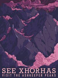 Ashkeeper Peaks - Camilla Kipp