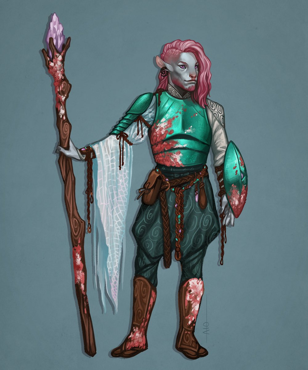 Caduceus Clay | Critical Role Wiki | FANDOM powered by Wikia