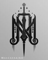 Mighty Nein Emblem - Malcassairo