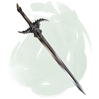 Dragon Slayer Longsword