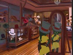 Nott in the Hat Shop - Glowstar