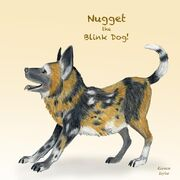 Nugget the blink dog