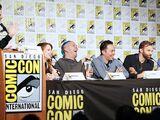 Talks Machina Live from San Diego Comic-Con 2018!