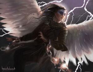 Yasha's Wings - HeartofPack