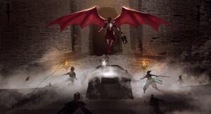 BlackSalander - Darkest dungeon1144469382006898689
