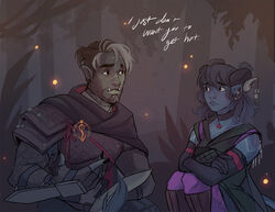 Fjord and Jester - @ambikyu