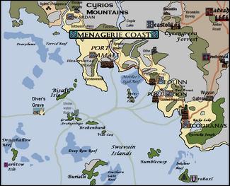 Menagerie Coast, Version 20.1