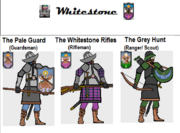 Whitestone Uniforms