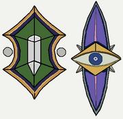 Council Symbol Arcana Symbol