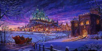 Emon in Wintertime by Kent Davis