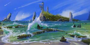 BlackSalander Mother's Lighthouse