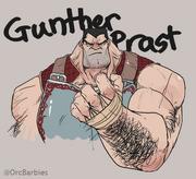 Gunther Prast by OrcBarbies