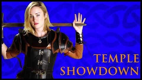 Critical Role RPG Show Episode 11 The Temple Showdown