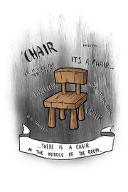 The Chair by HitokiriChibi