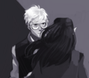 Relationship between Percy and Vax'ildan