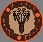 Tiamat Symbol w Lokharic b