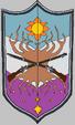Whitestone Rifles Crest, 6th star