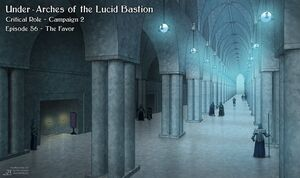 Lucid Bastion by Son of Joxer