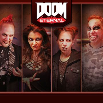 Doom Eternal One Shot Critical Role Wiki Fandom