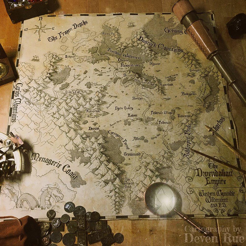 Dwendalian Empire | Critical Role Wiki | FANDOM powered by Wikia