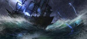 Fjord overboard - BlackSalander