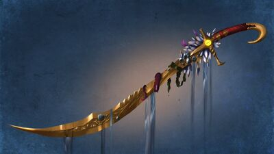 Sword of Fathoms by BlackSalander