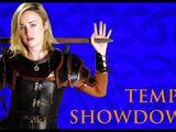 The Temple Showdown