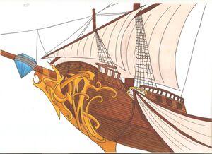 Lyall Callum Deera Skyship