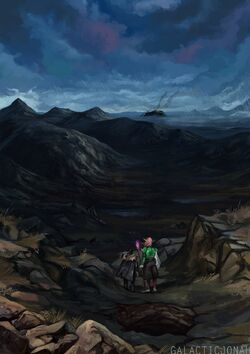 Xhorhas by GalacticJonah