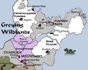 Greying Wildlands, Version 20,5