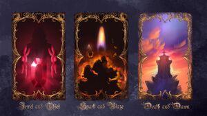 Tarot Cards - BlackSalander