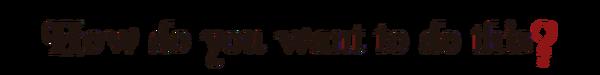 HDYWTDT - copyright free