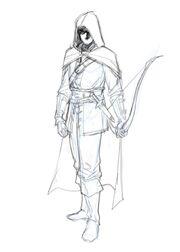 Joma Cueto Member of the Grey Hunt