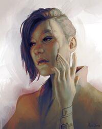 Astrid - Nikki Dawes
