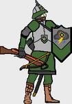 Gale Regiment Crossbow Concept,