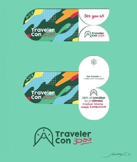 TravelerConPromo - @JustHustina