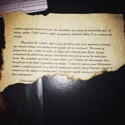 Anna Ripley's Note