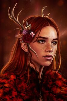 Keyleth - Elliott @planarbindings